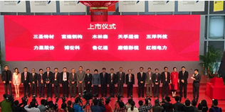 Suzhou TFC listed on Shenzhen Stock Exchange successfully